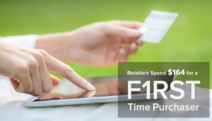 Retailers Spend $164 To Acquire Mobile Shoppers