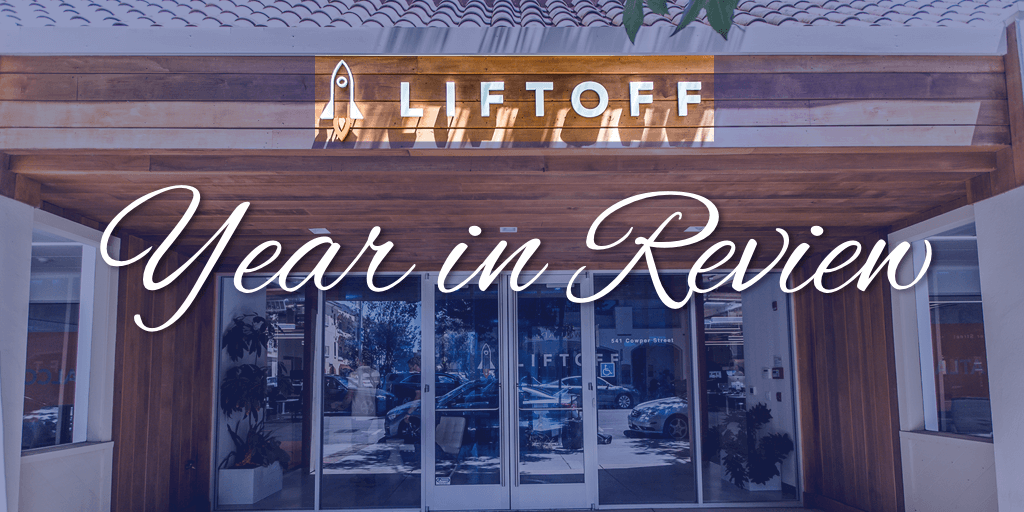 Liftoff – 2016 Year in Review