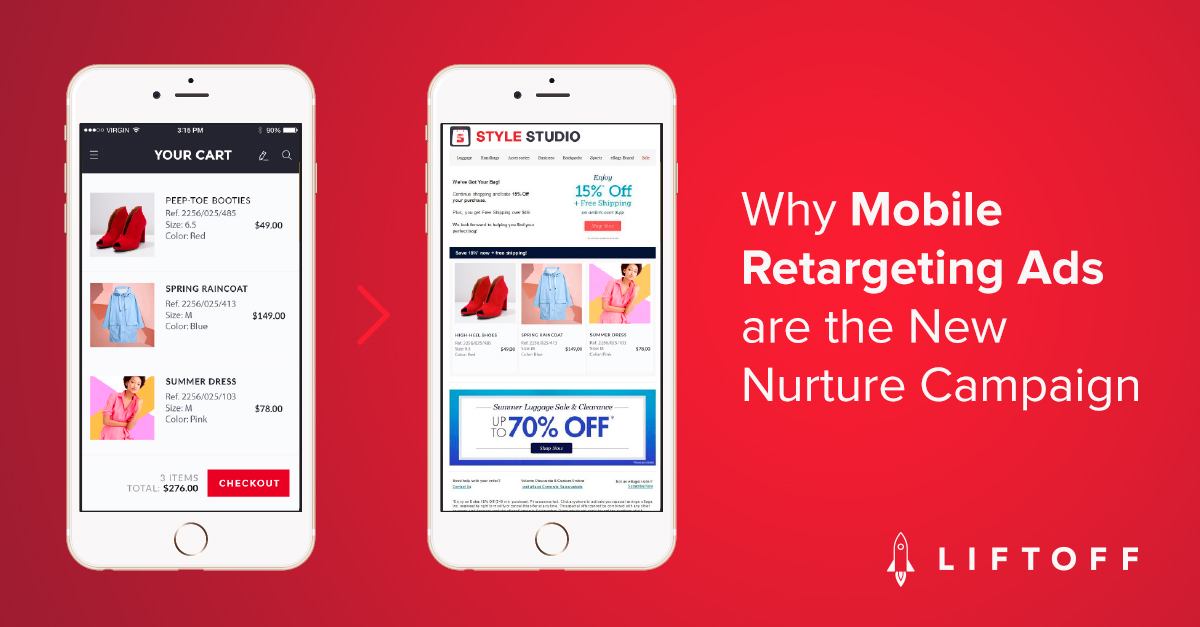 Why Mobile Retargeting Ads are the New Nurture Campaign