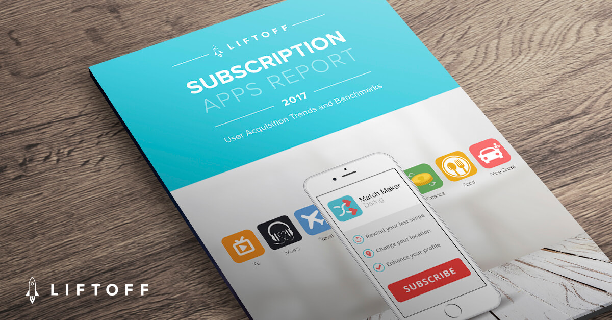 NEW! 2017 Mobile Subscription Apps Report