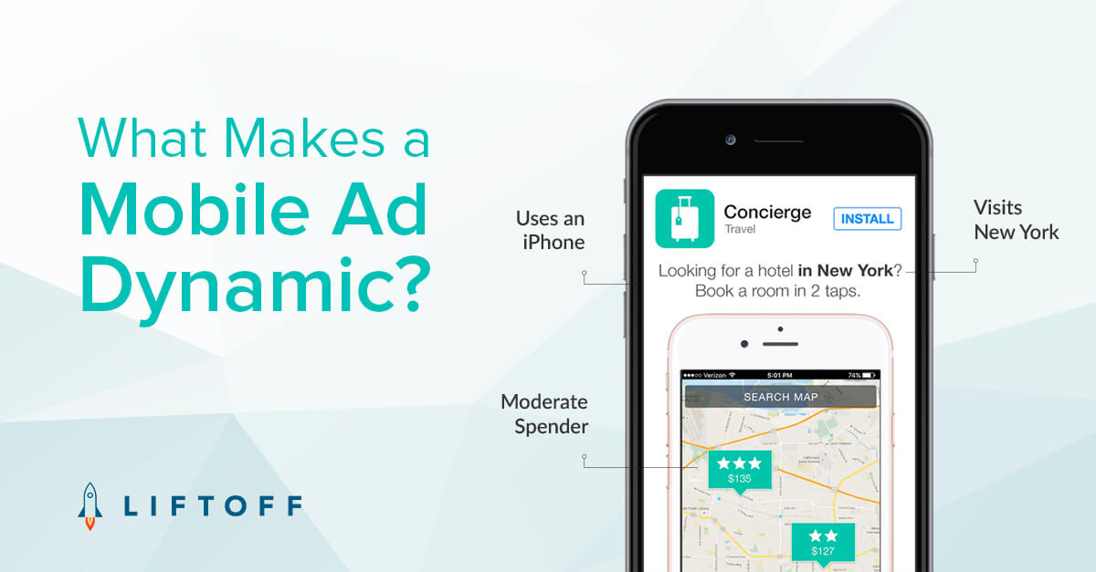 What Makes a Mobile Ad Dynamic?