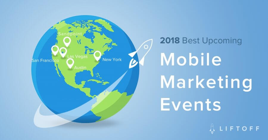 2018 mobile marketing events