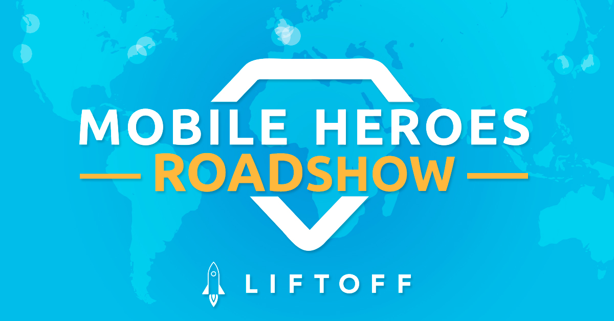 Announcing the Mobile Heroes Roadshow!