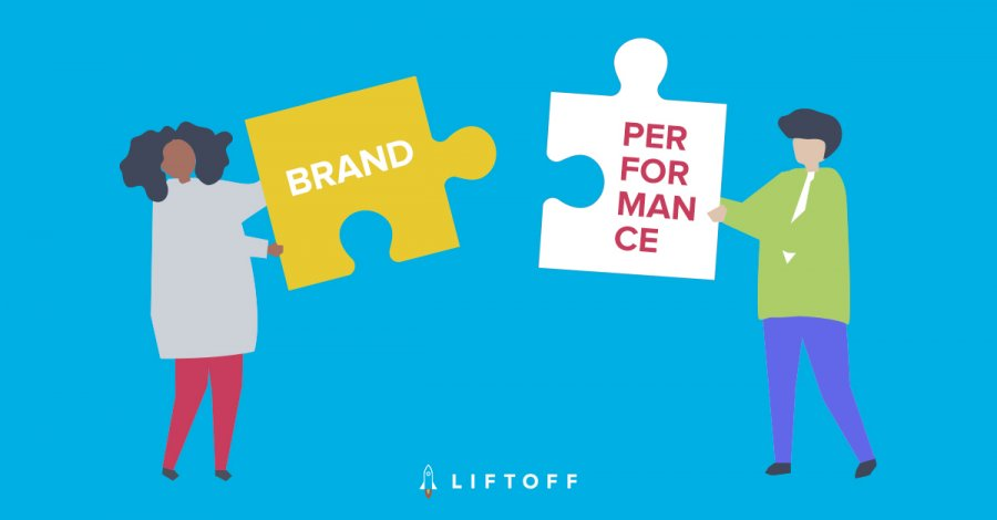brand marketing vs performance marketing