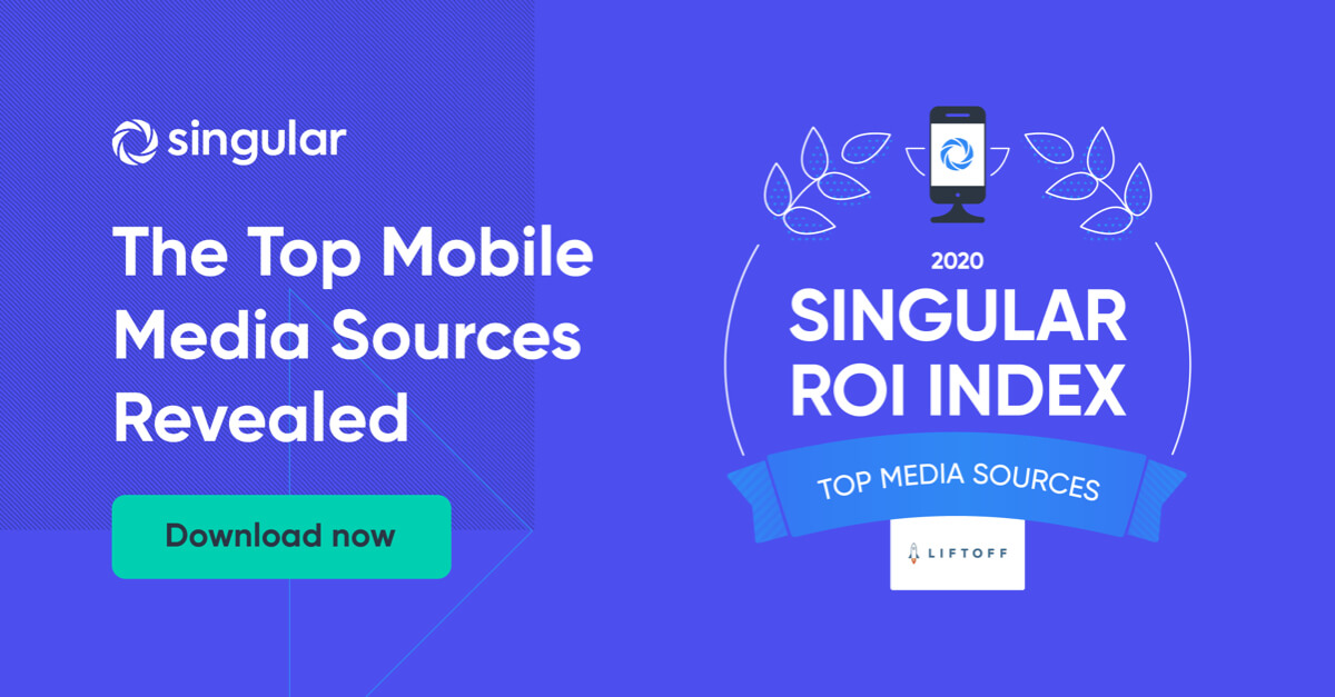 Liftoff Recognized as Top Media Source in 2020 Singular ROI Index