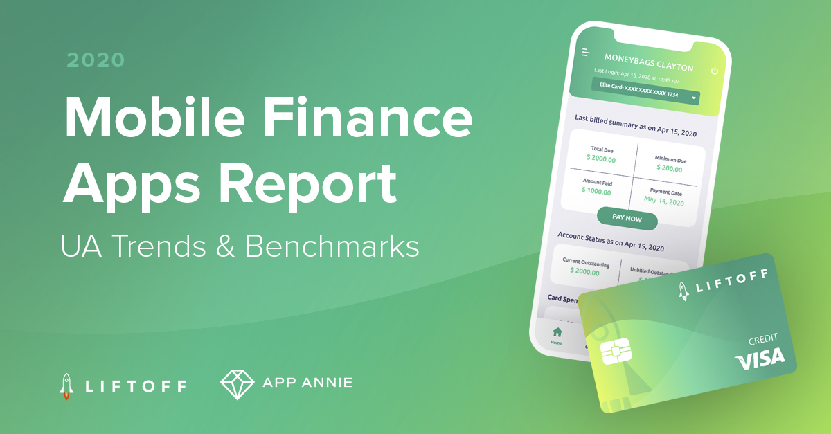 NEW! 2020 Finance Apps Report