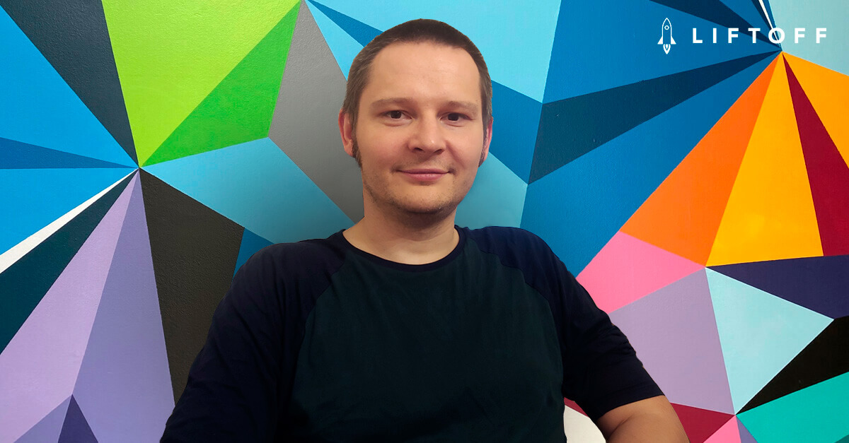 Liftoff Employee Spotlight: Wojciech Kazana, Engineering Team Lead of Machine Learning, Paris