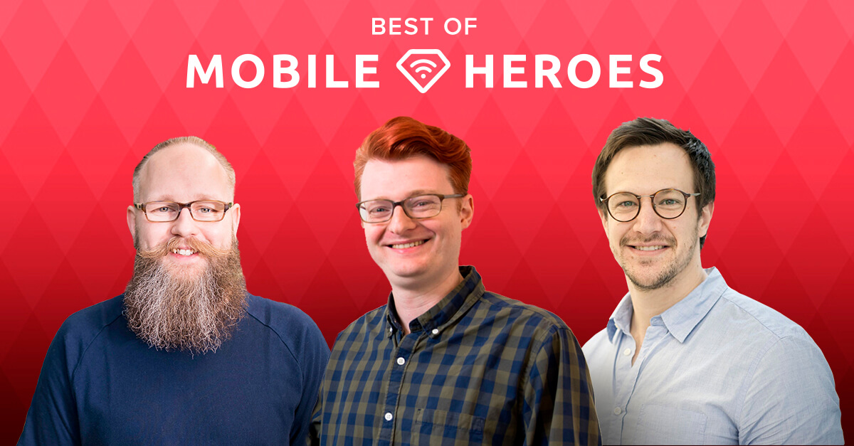 The Best of Mobile Heroes: The Fraud Squad