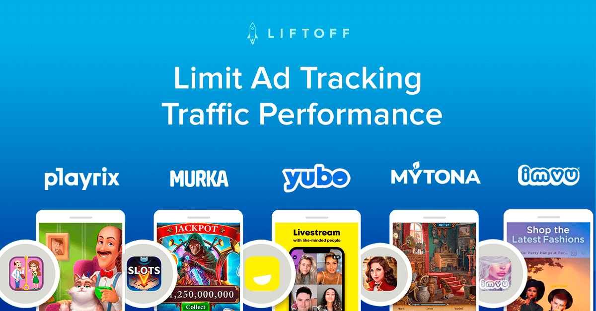Performance of Limit Ad Tracking traffic, aka non-IDFA, on iOS