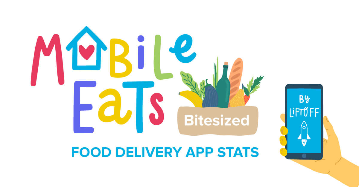 Mobile Eats: Check Out Our Latest Infographic on Food Delivery Apps