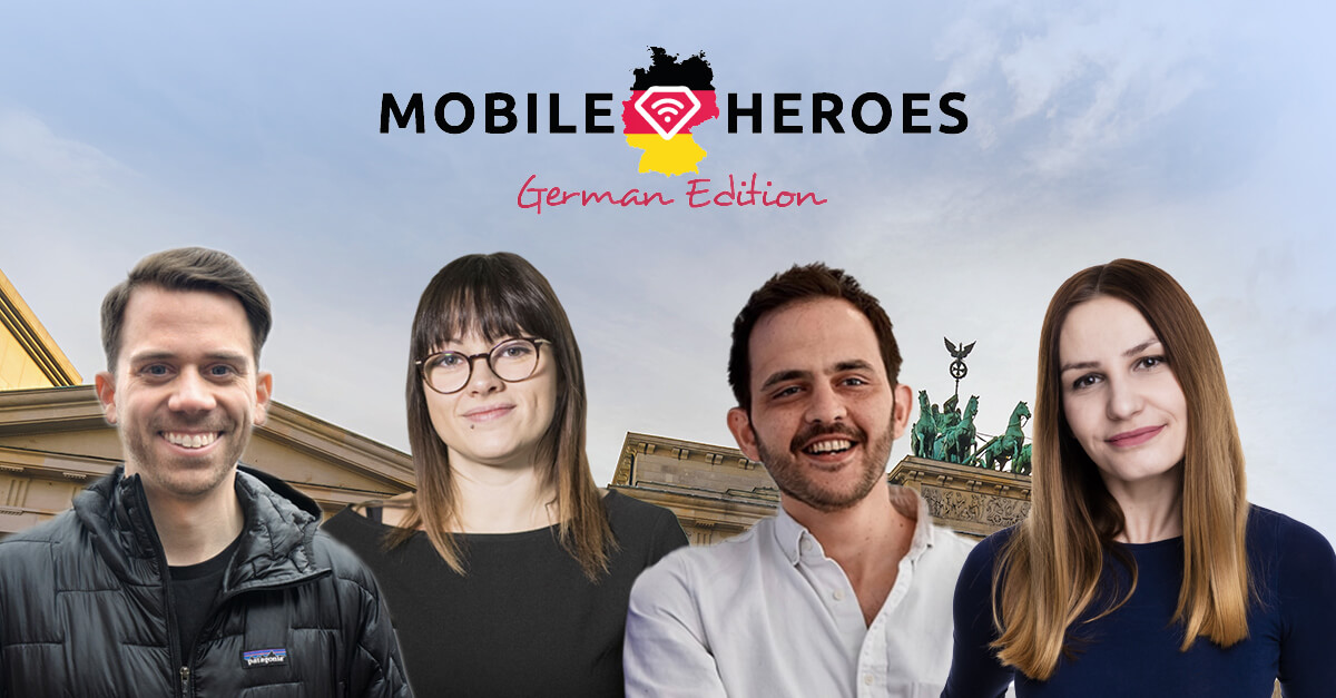 How Do App Marketers in Germany Build Their Apps?